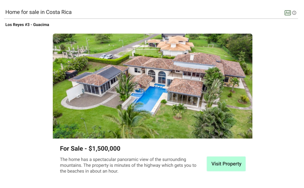 Sell your home with Royal Palm